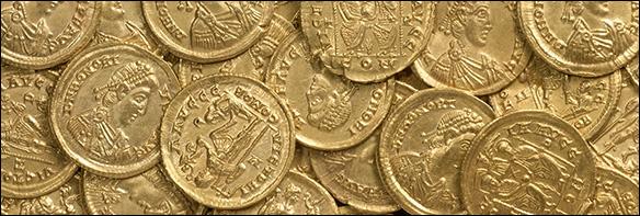 Antika mynt