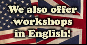About our workshops - in English